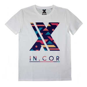 T-shirt IN0004A INCOR LOGO ETNIC