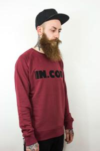 Sweatshirt IN0013AFg INCOR floccato