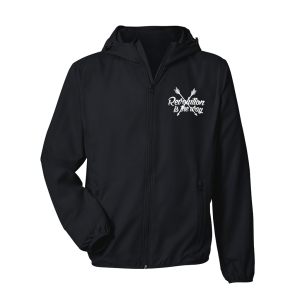 incor light jacket black