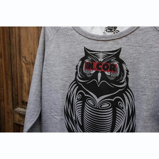 incor owl edition sweatshirt