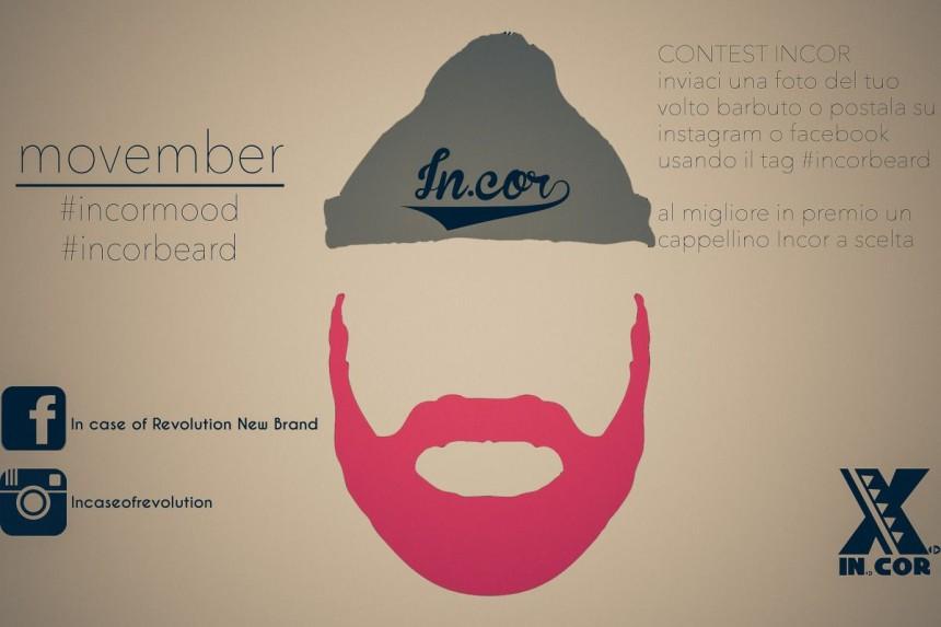 incor movember contest
