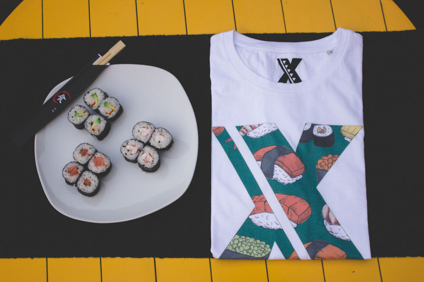 incor and sushi