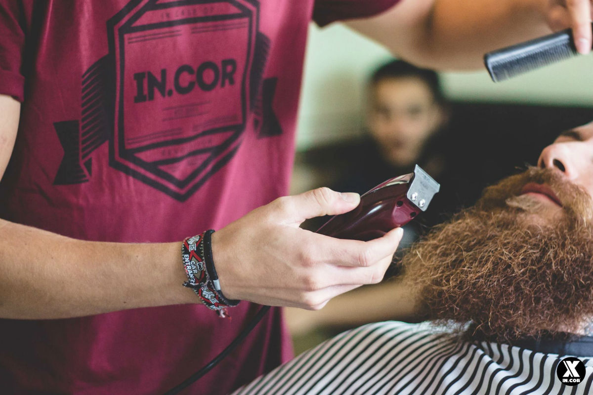 INCOR goes to el peluquero