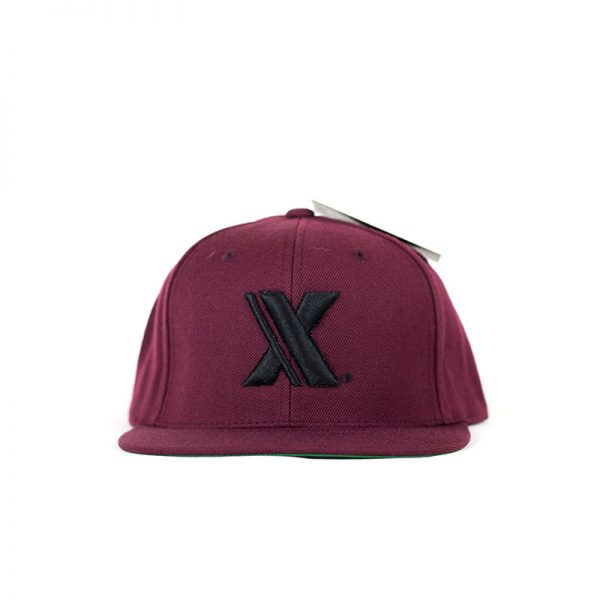 IN0003S CLASSIC SNAPBACK INCOR BURGUNDY