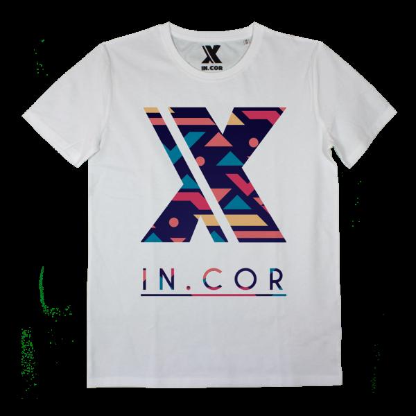 T-shirt IN0004A INCOR LOGO ETNIC