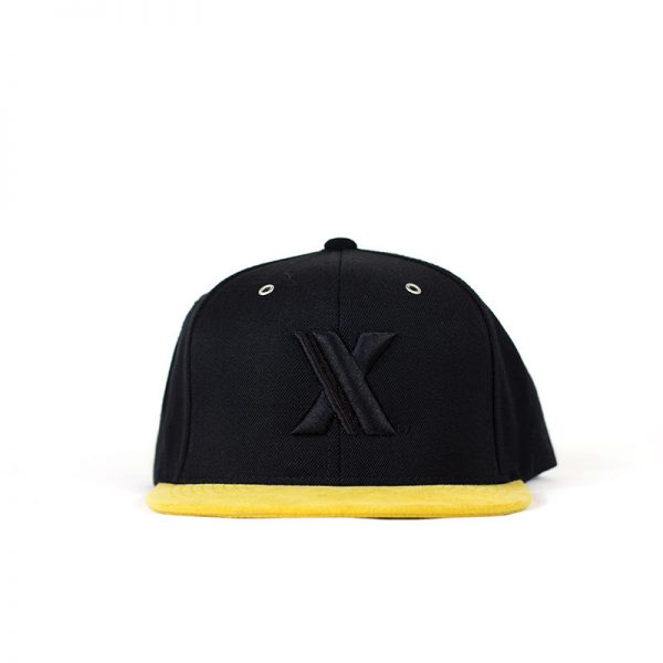 IN0007S SNAPBACK INCOR YELLOW KING