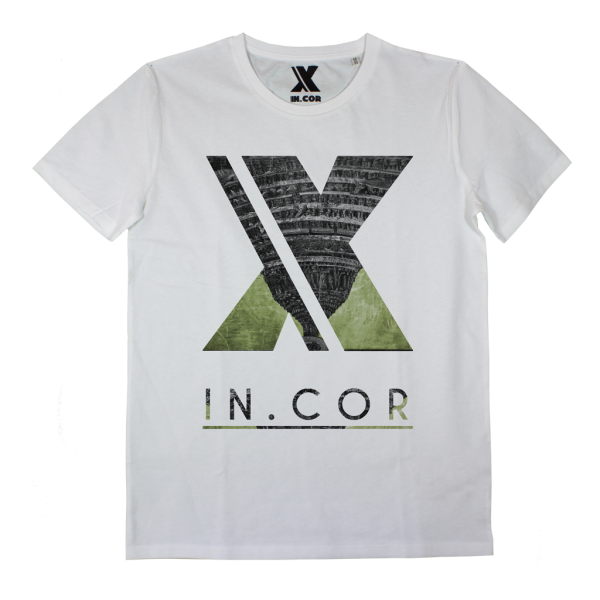 T-shirt IN0008A INCOR LOGO Dante Inferno