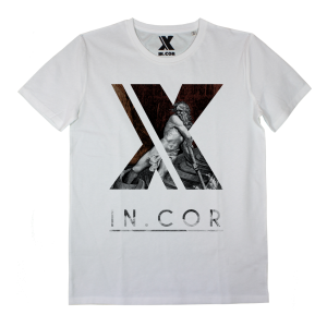 T-shirt IN0009A INCOR LOGO Dante Purgatorio