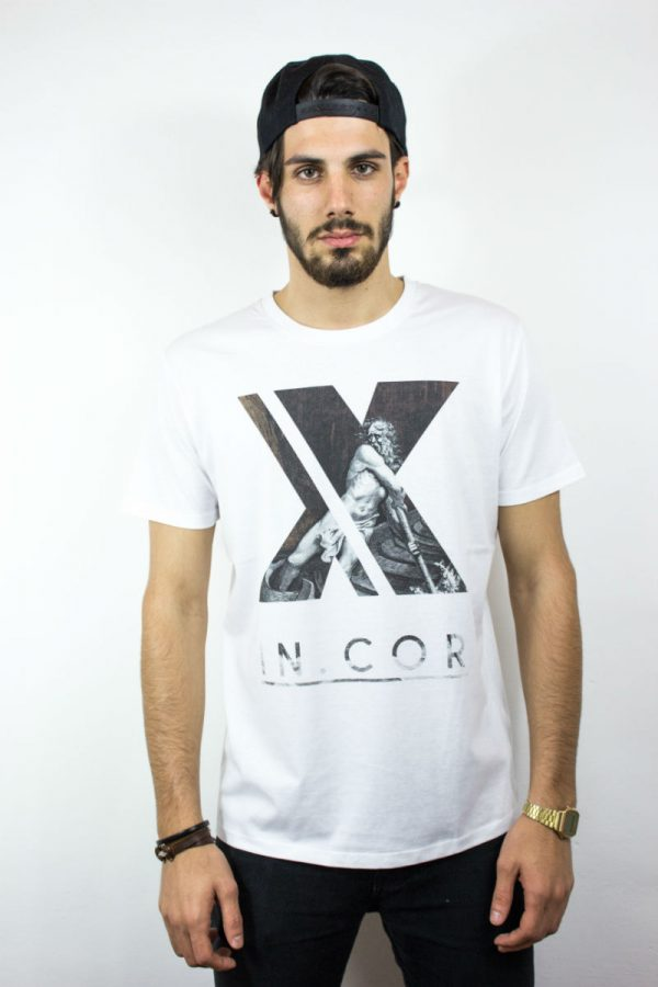 T-shirt IN0009A INCOR LOGO Dante Purgatorio