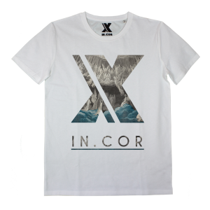 T-shirt IN0010A INCOR LOGO Dante Paradiso