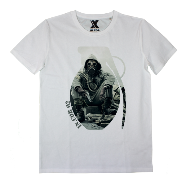 T-shirt IN0024A INCOR bot