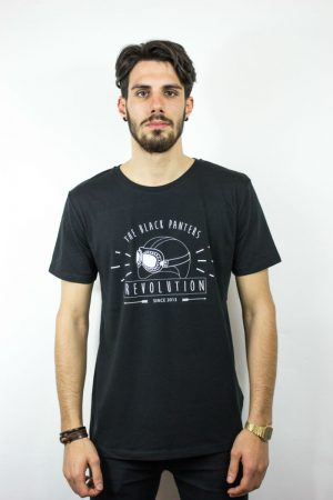 T-shirt IN0029A INCOR Black Panters