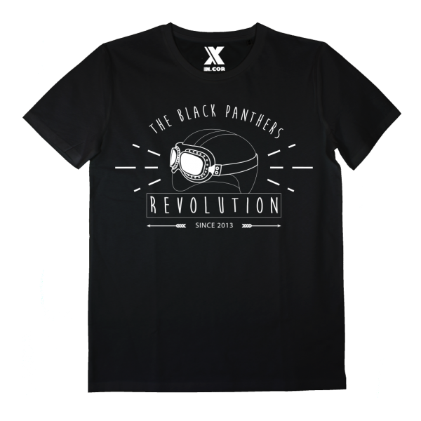 T-shirt INCOR Black Panthers