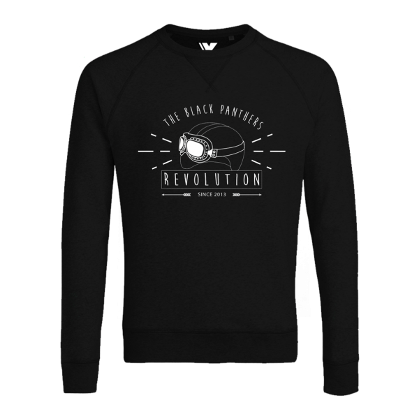 in064 sweatshirt incor black panther