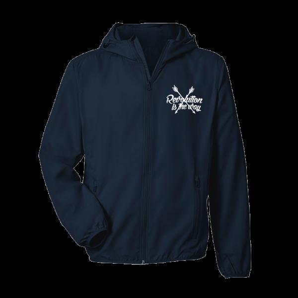 Incor light jacket navy