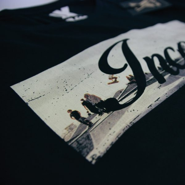 incor lords of the sun black tshirt