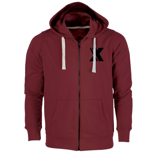 AI047_classic burgundy incor hoodie