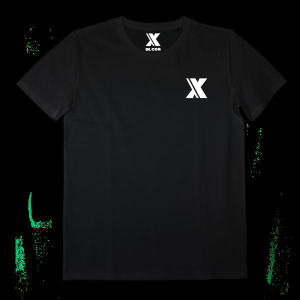 AI030_CLASSIC T-SHIRT incor logo minimal